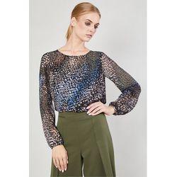 Bluzka z nadrukiem Sulana - Click Fashion