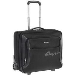 Roncato BIZ 2.0 mała walizka kabinowa 20/49 cm / pilotka na laptopa 17'' / tablet 10''