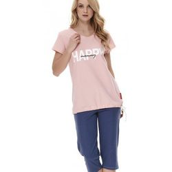 Rozpinana piżama Doctor Nap - Sweet Pink