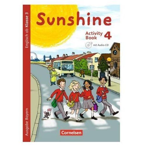 Pozostałe książki, 4. Jahrgangsstufe, Activity Book mit Audio-CD und Minibildkarten Aschkar, Stefanie
