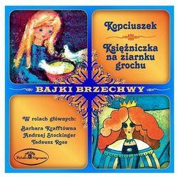 Bajki Brzechwy- Kopciuszek/ Księzniczka Na Ziarnku