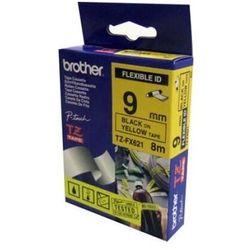 Brother etykiety, elastyczna TZFX621, TZFX-621, TZEFX621, TZEFX-621