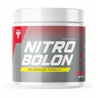 Odżywki przedtreningowe, TREC NITROBOLON PRE-WORKOUT 300G CYTRULINA TROPIC