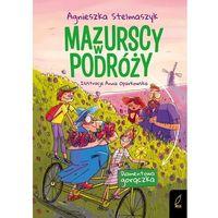 Książki dla dzieci, Mazurscy w podróży. diamentowa gorączka. tom 4 - stelmaszyk agnieszka (opr. twarda)