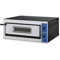Piece i płyty grzejne gastronomiczne, Piec do pizzy 1-komorowy 4200W | 4x Ø 30 cm | 230V