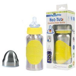 Termobutelka Pacific Baby 200 ml, 3w1 - żółta PB220