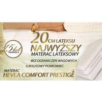Materace, MATERAC LATEKSOWY HEVEA COMFORT PRESTIGE 200x180 + 2 Poduszki Visco Gratis!!