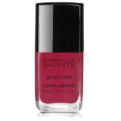 Gabriella Salvete Longlasting Enamel lakier do paznokci 11 ml dla kobiet 29 Hot Pink