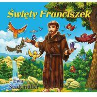 Książki dla dzieci, Święty Franciszek + kod na książkę za 1 grosz (opr. miękka)