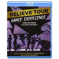 Pozostała muzyka rozrywkowa, BELIEVE TOUR DANCE EXPERIENCE (JUSTIN BIEBER) - Różni Wykonawcy (Płyta BluRay)