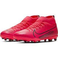 Piłka nożna, Buty piłkarskie Nike Mercurial Superfly 7 Club FG/MG JUNIOR AT8150 606