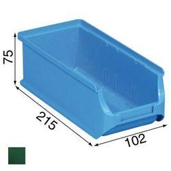 Warsztatowe pojemniki z tworzywa sztucznego - 102 x 215 x 75 mm