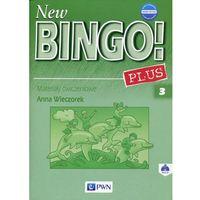 Książki do nauki języka, New Bingo! 3 Plus. Nowa Edycja - mamy na stanie, wyślemy natychmiast (opr. miękka)