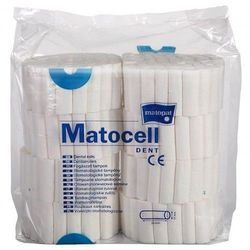 Wałeczki stomatologiczne celulozowe MATOCELL DENT 250g