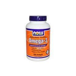 Now Molecularly Distilled Omega-3 100softgels
