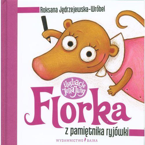 Książki dla dzieci, Florka Z pamiętnika ryjówki (opr. twarda)