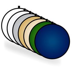 Blenda okrągła 7w1, 100cm, CineGEN® Sunfire