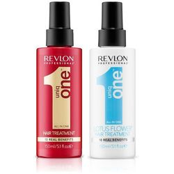 Revlon Uniq One All in One 10 in 1 150ml + Revlon Uniq One Lotus 10in1 150ml