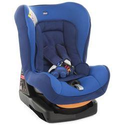 CHICCO Fotelik samochodowy Cosmos 0-18kg POWER BLUE - BEZPŁATNY ODBIÓR: WROCŁAW!