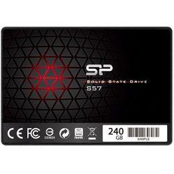 Dysk SSD Silicon Power S57 240GB SATA3 (SP240GBSS3S57A25) Darmowy odbiór w 20 miastach!