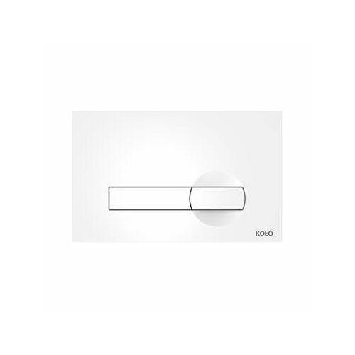 clip technic gt przycisk, biały 94163-001 marki Koło