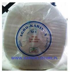 Agrowółknina zimowa PP 30 g/m2 biała 1,6 x 100 mb.