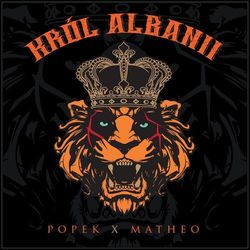 Król Albanii (CD) - Popek, Matheo DARMOWA DOSTAWA KIOSK RUCHU