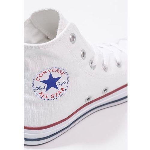 Obuwie sportowe dziecięce, Converse CHUCK TAYLOR ALL STAR Tenisówki i Trampki wysokie optical white