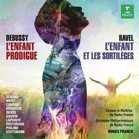 Pozostała muzyka poważna, Debussy: L'enfant Prodigue, Ravel: L'enfant Et Les Sortileges