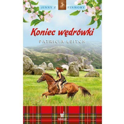E-booki, Patricia Leitch: Jinny z Finmory e-book, okładka ebook