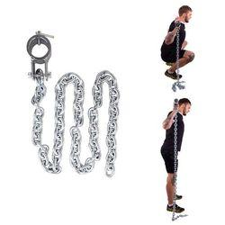 Łańcuch treningowy na gryf inSPORTline Chainbos 5 kg