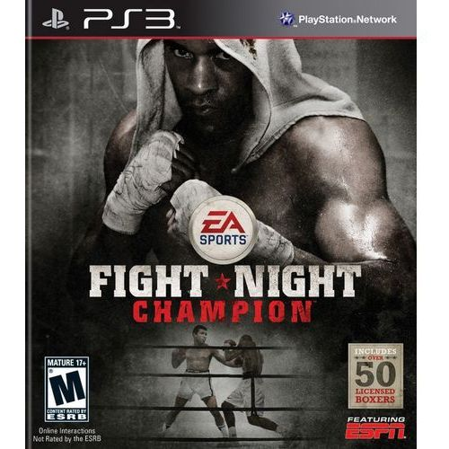 Gry na PlayStation 3, Fight Night Champion (PS3)