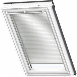 Żaluzja na okno dachowe VELUX manualna PAL Standard FK06 66x118 7001S ciemnoszara
