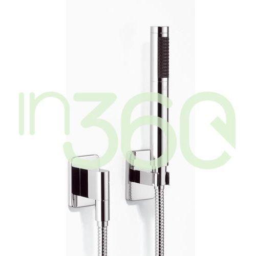 Dornbracht Lulu zestaw prysznicowy na pojedynczych rozetach chrom 27808710-00