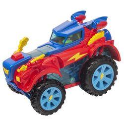 SuperZings Pojazd bohaterów Monster Roller i 2 figurki