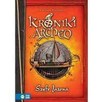 Książki dla dzieci, SZYFR JAZONA KRONIKI ARCHEO TW (opr. twarda)
