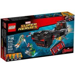 76048 ATAK ŻELAZNEJ CZASZKI Iron Skull Sub Attack - KLOCKI LEGO SUPER HEROES