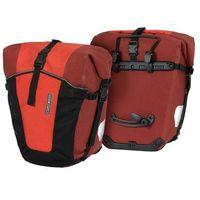 Sakwy, torby i plecaki rowerowe, Sakwy ORTLIEB Back Roller Pro Plus Classic czerwony / Montaż: tył