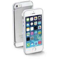 Etui i futerały do telefonów, CELLULAR LINE BUMPER PLUS do iPhone 5/5S, białe >> PROMOCJE - NEORATY - SZYBKA WYSYŁKA - DARMOWY TRANSPORT OD 99 ZŁ!