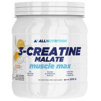 Kreatyny, ALLNUTRITION 3-Creatine Malate lemon 500g