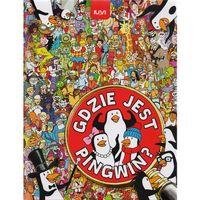 Książki dla dzieci, Gdzie jest pingwin? (opr. twarda)