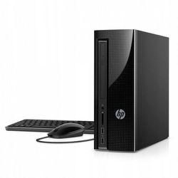 HP Pavilion 270-P033W G3930 8GB 256GB SSDWin10 DVD-RW BT klawiatura, mysz Celeron 2.9GHz