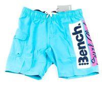Kąpielówki, strój kąpielowy BENCH - Corp Boardshort Sea Blue (BL045) rozmiar: L