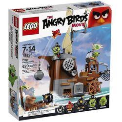 Angry Birds Statek piracki świnek