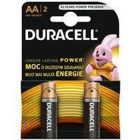 Baterie, Bateria DURACELL Basic LR6/AA 2 szt.
