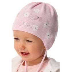 Czapka niemowlęca 100% bawełna 5X34B2 Oferta ważna tylko do 2019-08-02