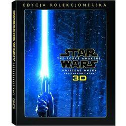 Gwiezdne Wojny: Przebudzenie Mocy 3D. Edycja Kolekcjonerska (3BD)