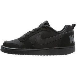 Nike Sportswear COURT BOROUGH Tenisówki i Trampki black