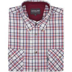Koszula sportowa Dockland z krótkim rękawem