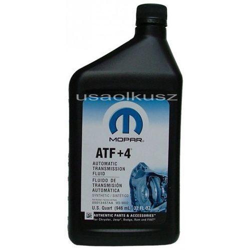 Oleje przekładniowe, Olej automatycznej skrzyni biegów ATF+4 946mL MOPAR MS-9602